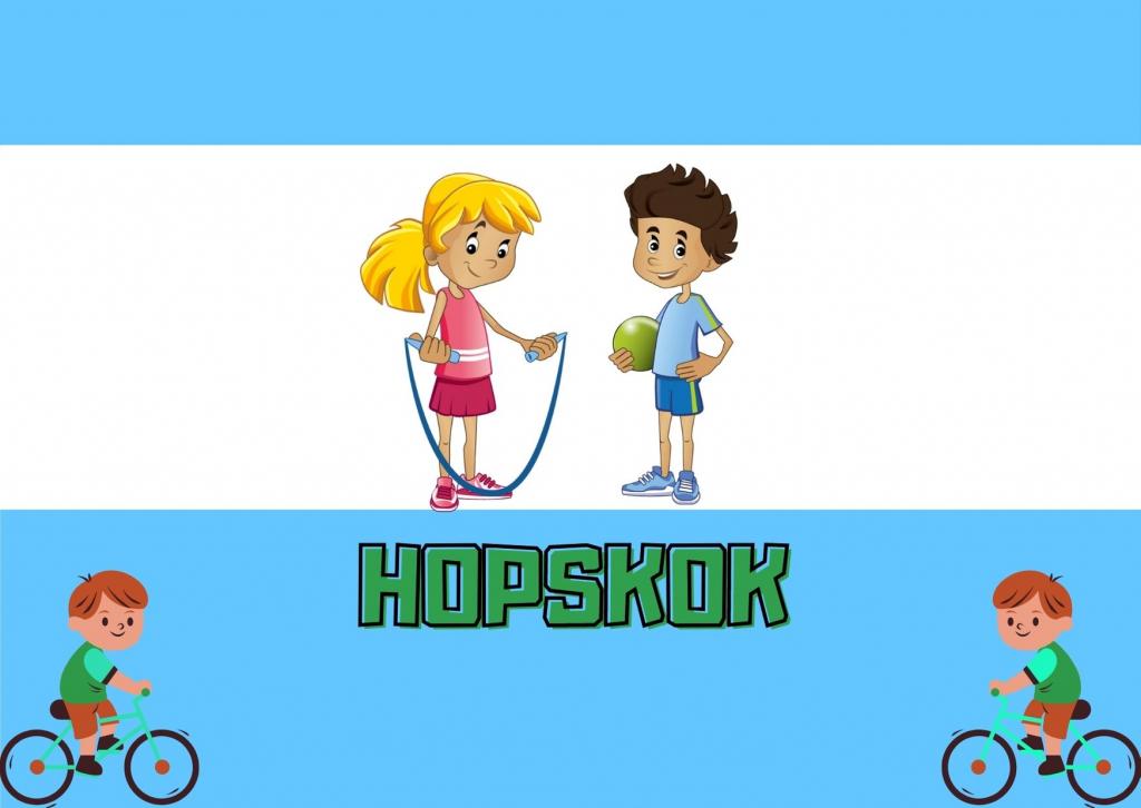 Hopskok - 8. lekce, 15:30