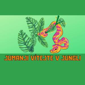 LT Jumanji - Vítejte v džungli
