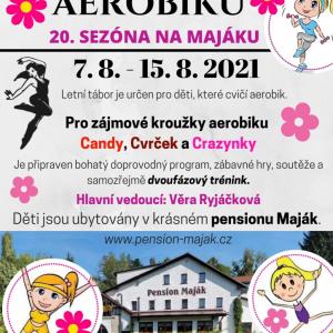 Soustředění aerobiku