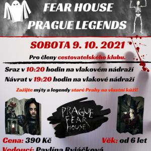 FEAR HOUSE - PRAGUE LEGENDS